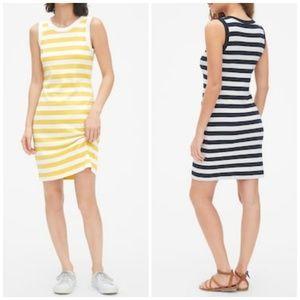 Sleeveless T Shirt Dress